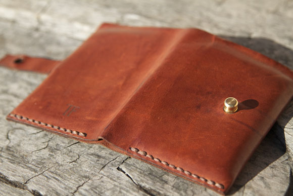 Road Tests :: Tailfeather Sparrow wallet