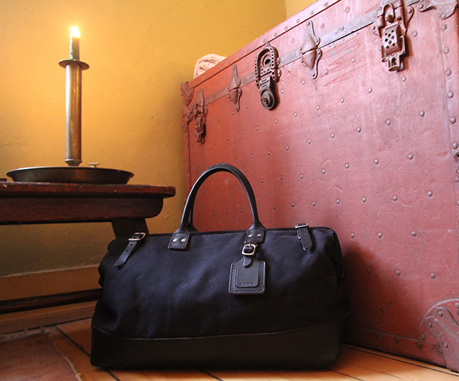 Billykirk 166 Carryall canvas bag Road Test 11
