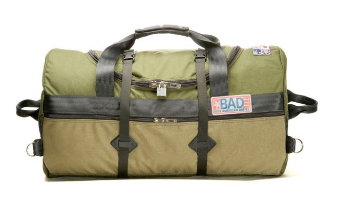 BAD Duffel #4