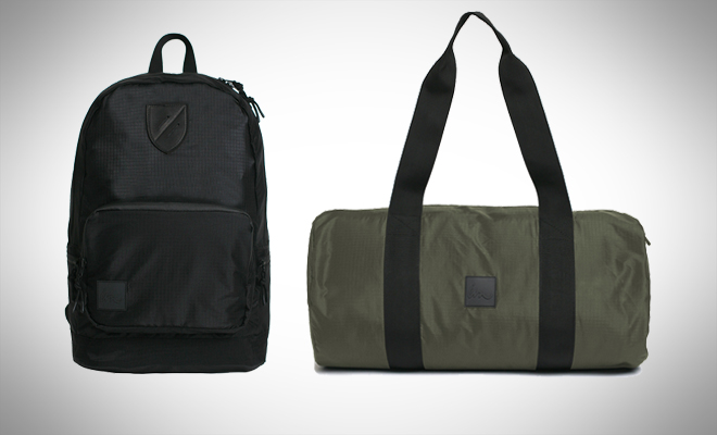 Imperial Motion NCT Nano Backpack and NCT Nano Duffel