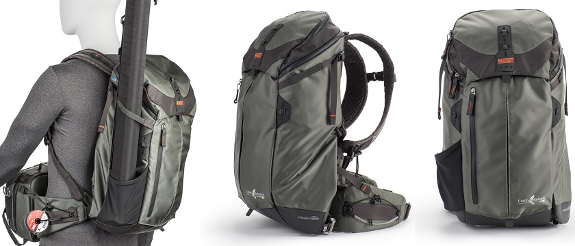 MindShift Gear rotation180° Catch & Release Fly Fishing Backpack