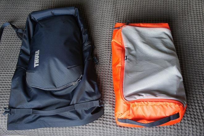 Thule Subterra Travel Backpack 34L :: Drive By