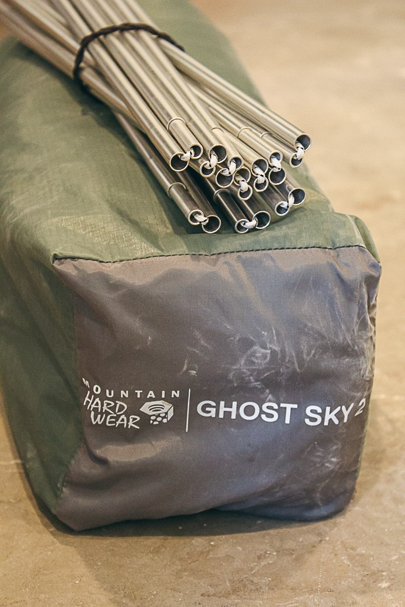 What to pack for an Alaskan adventure - Mountain Hardwear Ghost Sky 2