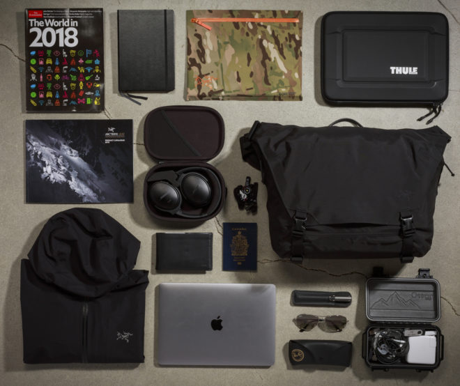 Unveiling the Arc'teryx LEAF Courier Bag 15