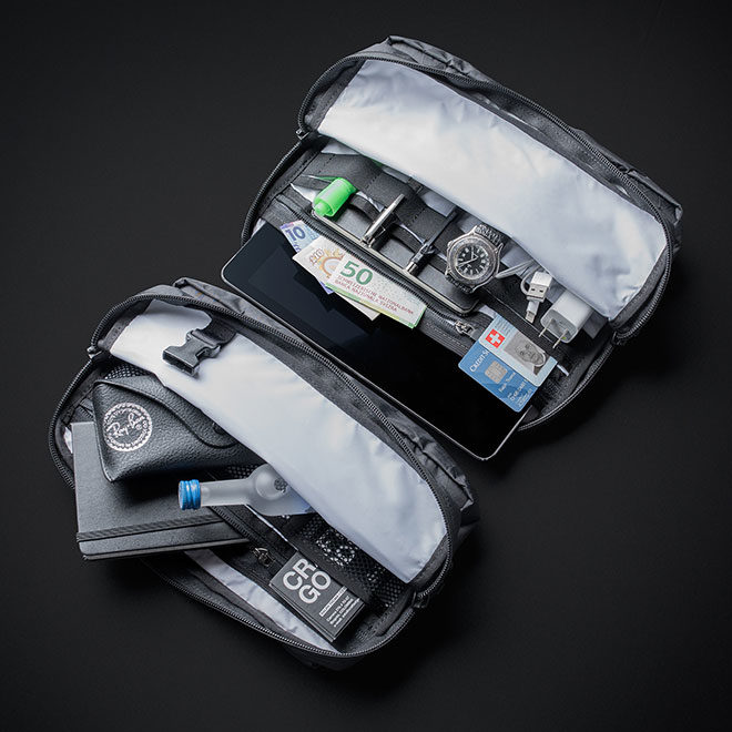 Crafted Goods Ultimate Backpack