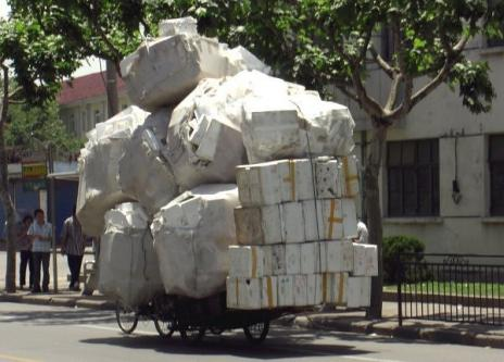 11 Impossibly Loaded Bikes