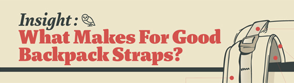 What Makes a Good Backpack Strap?