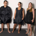 How to beat airline baggage fees? Wearable Luggage.