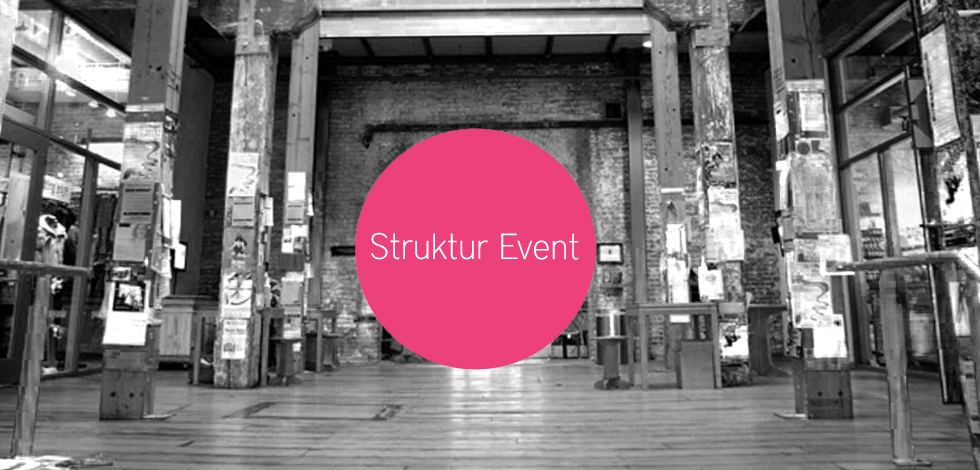 Win a ticket to Struktur Event in Portland, OR (May 1-2)!