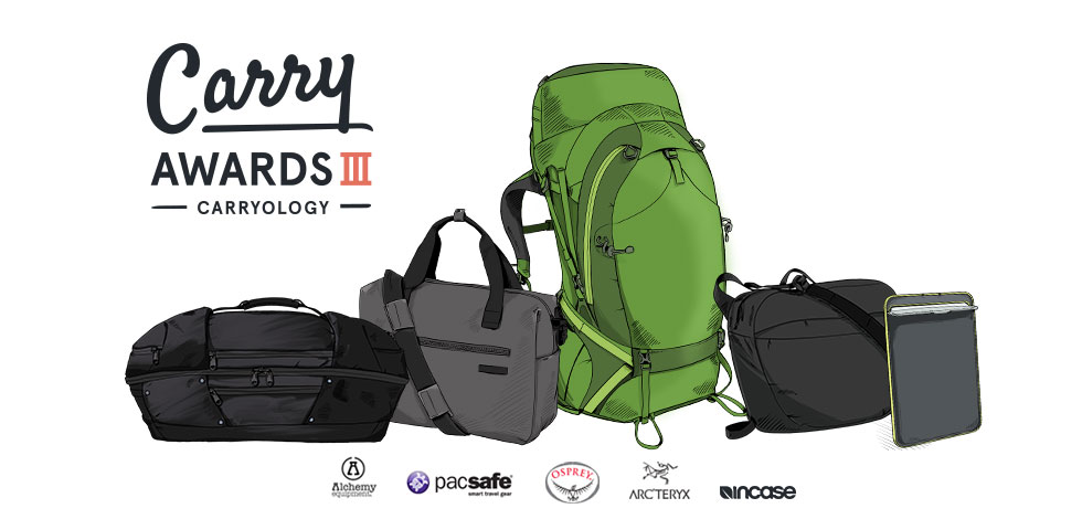 The Ultimate Carry Awards Giveaway