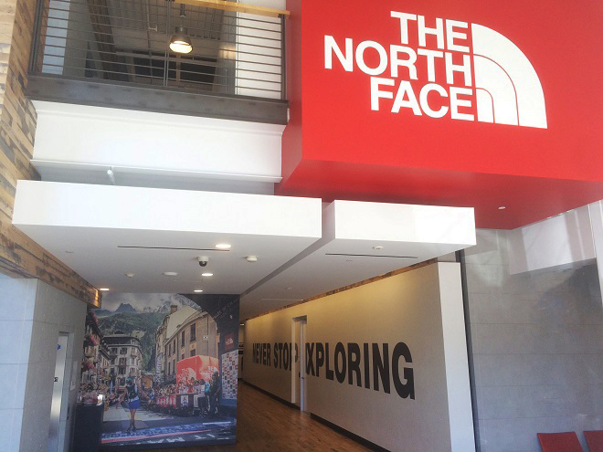 The North Face HQ 2