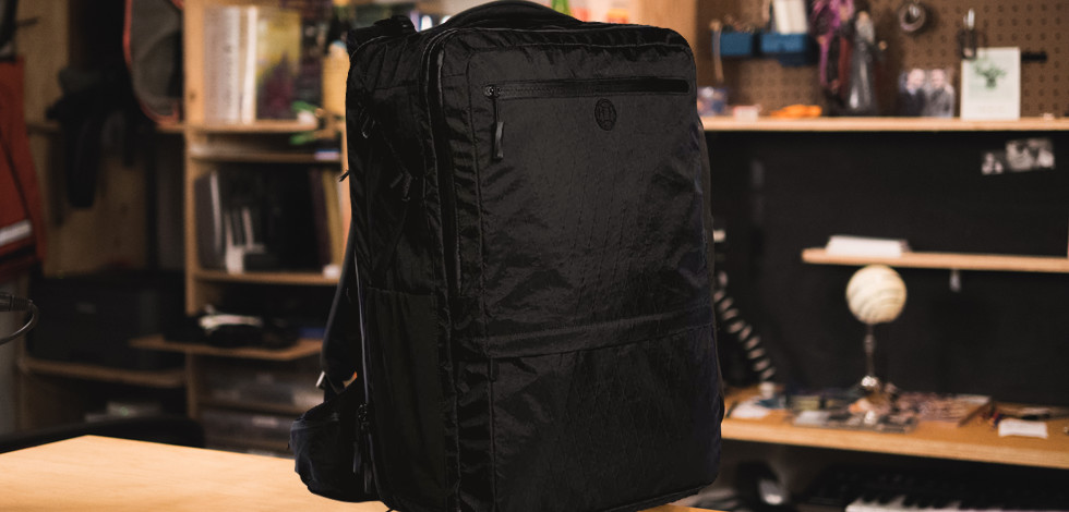 Tortuga Outbreaker Backpack 35L :: Video Review