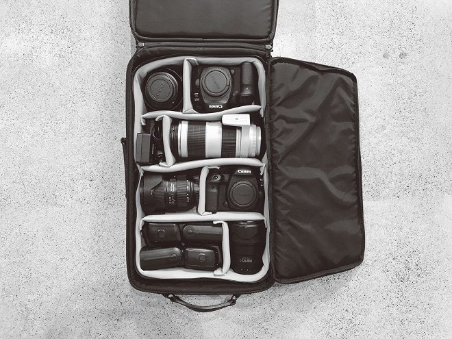 ONA Hamilton Rolling Camera Bag and Duffle :: Review