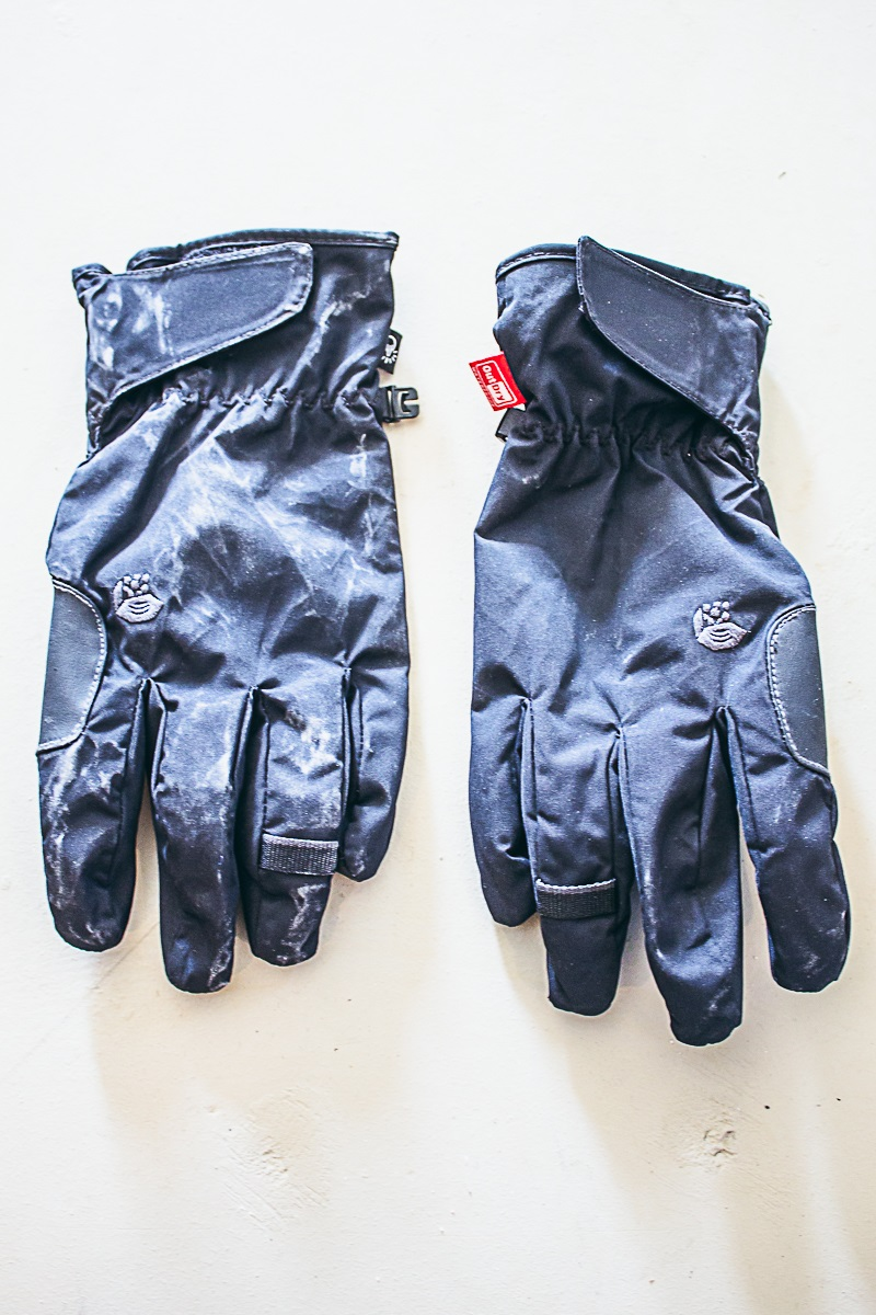 What to pack for an Alaskan adventure - Mountain Hardwear Plasmic OutDry Gloves