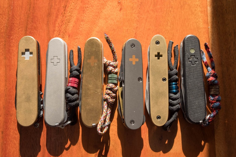 A Beginner S Guide To Custom Made Swiss Army Knives Saks