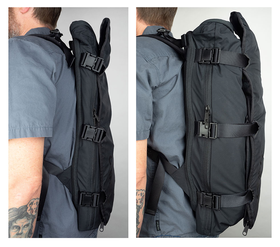 ONFAdd Wrapping Backpack