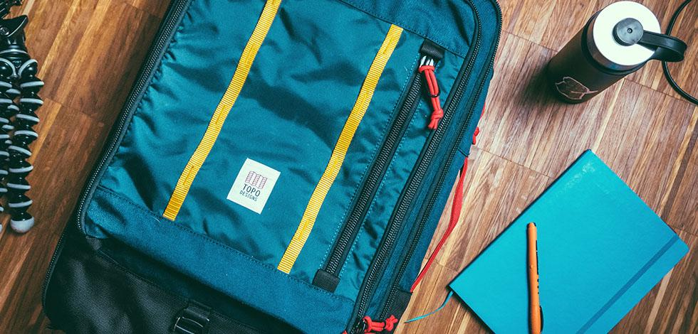 Topo Designs Travel Bag 40L: Video Review