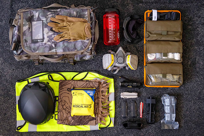 What to Carry When Covering the Hong Kong Protests