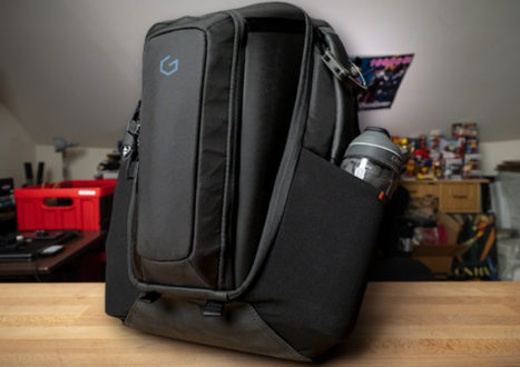 System G Carry+ 17″ Backpack