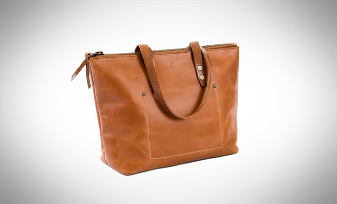 WP Standard Zipper Tote Bag