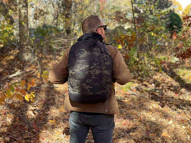 The Brown Buffalo Conceal Backpack V3 26L