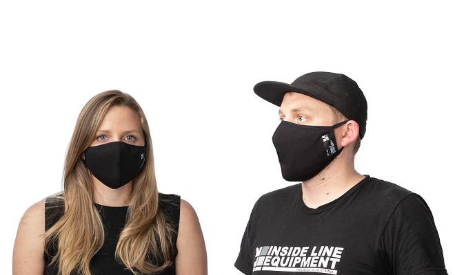 Inside Line Equipment Face Mask