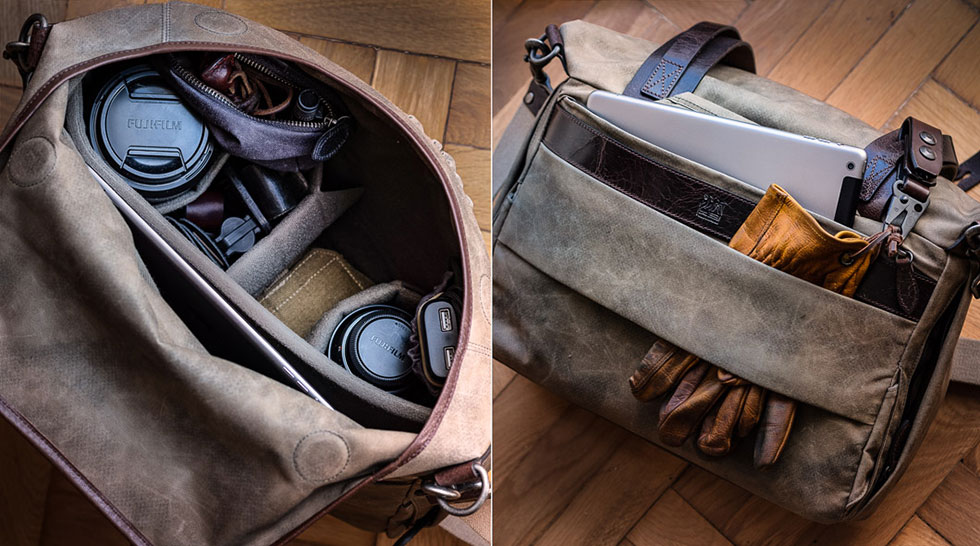 WOTANCRAFT Trooper Camera Bag