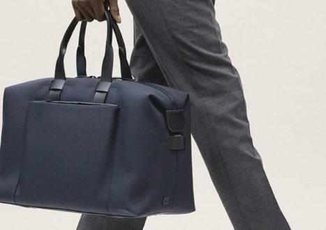 6 Stylish Duffel Bags for Weekend Getaways