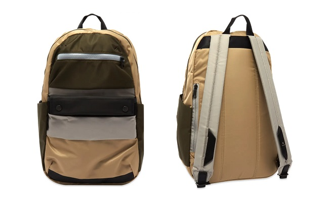 Top Japanese backpacks: master-piece Age Backpack